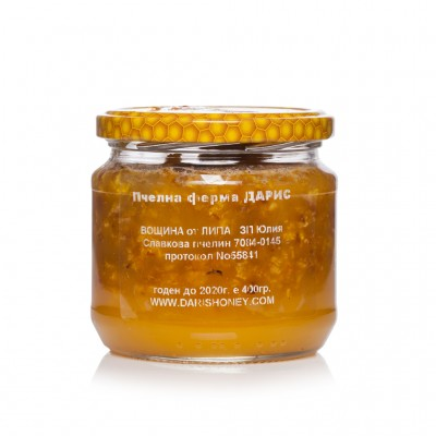 Вощина - мед и восък