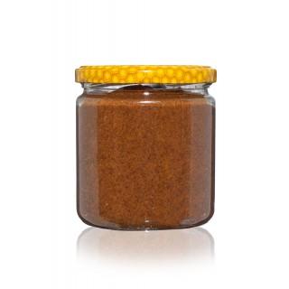 Пълнозърнест Лешников тахан  с пчелен мед