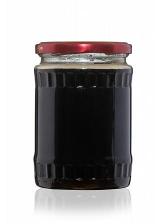 Черен пълнозърнест сусамов тахан - 200 гр.
