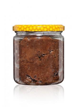 Пълноз. сусамов и ленен тахан с рожков и пчелен мед - подходящ за деца- 400 гр
