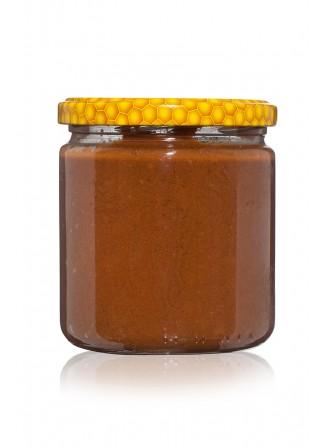 Лешников тахан с пчелен мед - от бланширани лешници - 400 гр.