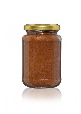 Пълнозърнест Лешников тахан  с пчелен мед - 200 гр.